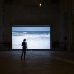 « The waves », Thierry Kuntzel - Chapelle